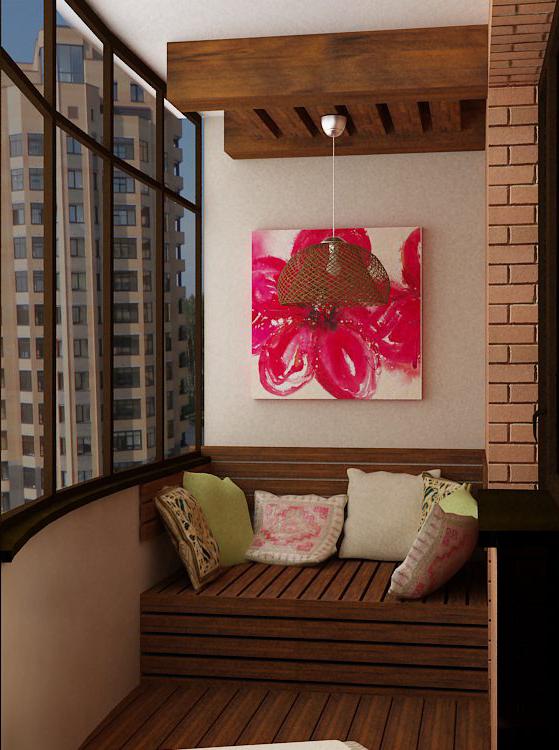 """Скамейка на балконе."""" - карточка пользователя valentina.suli."""
