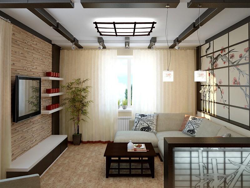 Дизайн проект квартиры 2 комнатной хрущевки