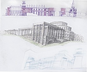 график музей архитектуры