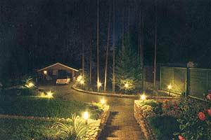 «Landlighting» – ландшафтное освещение для вашего дома