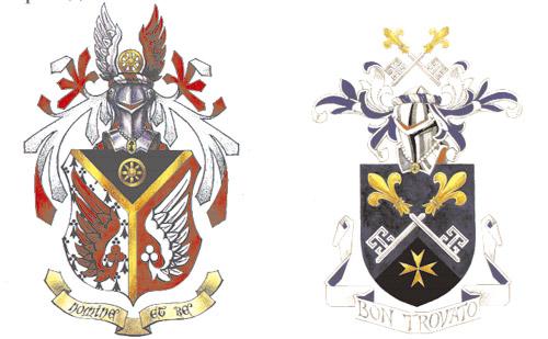 личные гербы